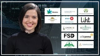 Cannabis News Moving Markets May 7 2019 - Khiron Life Sciences, Canopy Growth Corp, Cronos Group