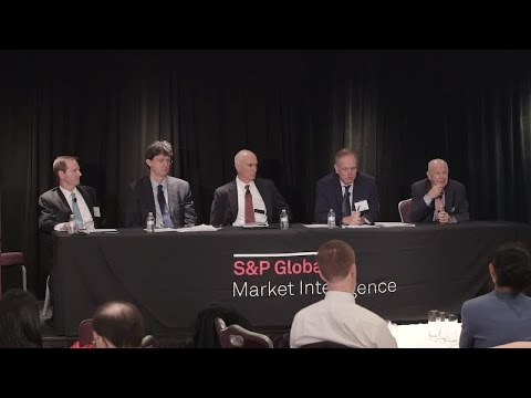 'New Drivers of Change in Credit Markets' - New York Panel Discussion