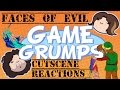 Link: Faces of Evil Cutscene Reactions - Game Grumps