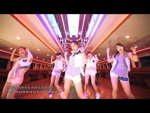 [HD]걸스데이(Girl's Day) - 한번만 안아줘(再抱我一次吧)(中韓字幕)