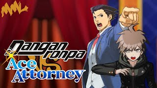 Danganronpa vs. Ace Attorney on Player Immersion