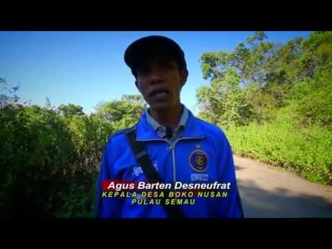 Teknologi Pengolahan Air Payau di Semau & Palue NTT