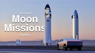 SpaceX's Lunar Starship: Built Different (HLS Comparison)