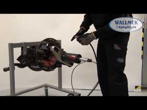 Wallmek Hydraulic cylinder 45 ton