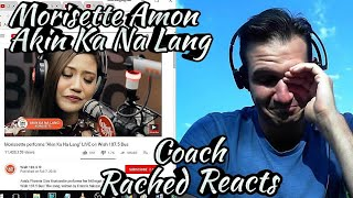 Tearful Teacher Reaction + Analysis - Morisette Amon - Akin Ka Na Lang