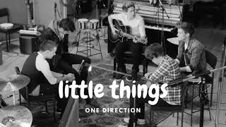 One Direction - Little things (one hour loop)   i won't let these little things