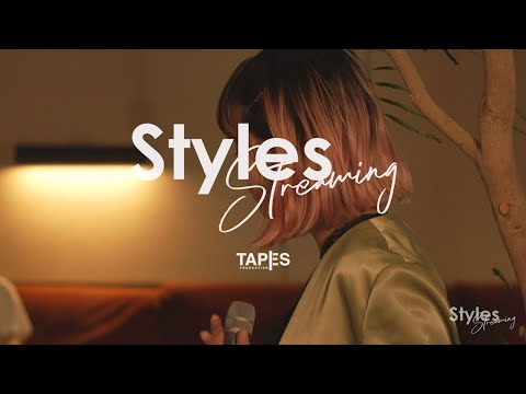 SHE IS SUMMER / 夜に溶けないように  (styles Streaming Live ver.)