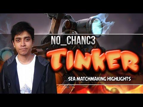 Beyond Infinity NO_Chanc3 Tinker Highlights - SEA Dota 2 Matchmaking