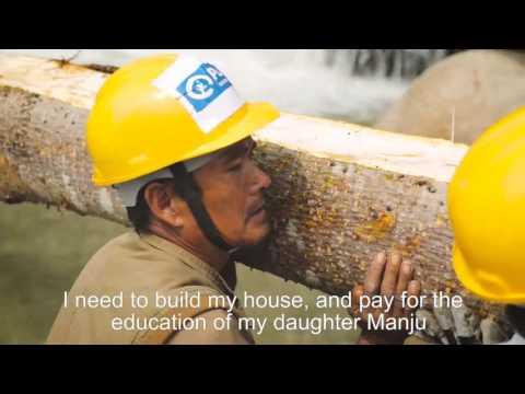 6 månader senare -jordbävningens konsekvenser för Nepals barn