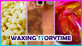 Satisfying Waxing Storytime ✨😲 Tiktok Compilation #34