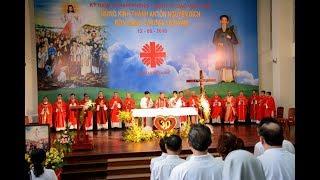 Bổn mạng Caritas Việt Nam : Thánh lễ Kính Thánh Antôn Nguyễn Đích