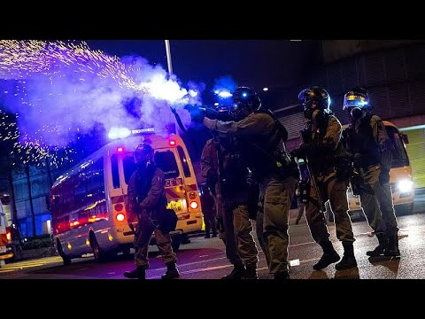 Foreign companies under fire for responses to Hong Kong protests photo