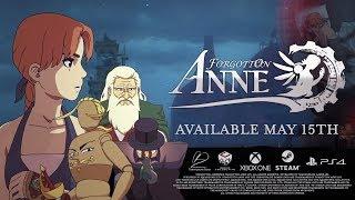 Forgotton Anne - Release Date Trailer