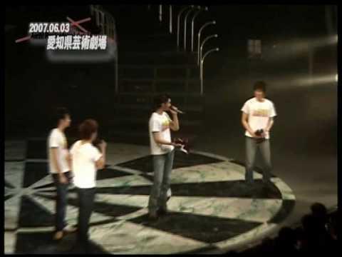 Spicy & Sweet Changmin #1 [Bullying Yunho!]