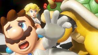 Super Mario Odyssey - Top 5 Hilarious Endings