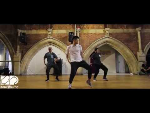Body Politic X Kinjaz | Anthony Lee | Shape Of You