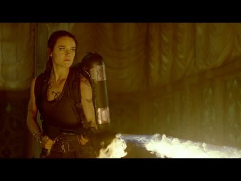 'The Mortal Instruments: City of Bones' Trailer HD