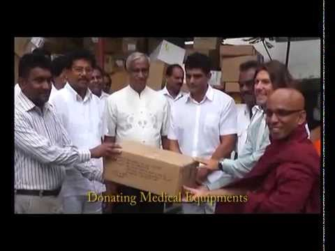 Donation of Medical Equipment to Sri Lanka - Part 2