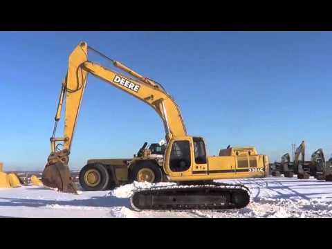 1998 Deere 330C LC Excavator