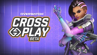 Overwatch launches cross-play