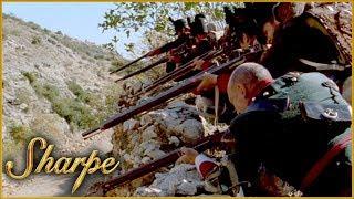 Sharpe Ambushes The French | Sharpe