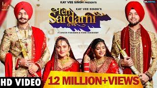 Video Teri Sardarni - Kay Vee Singh Ft Khushi Punjaban