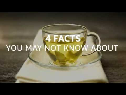 4 Facts You May Not Know About Green Tea