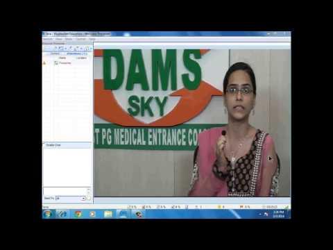DAMS Student Dr Saba Samad Memon Rank 1 AIPG 2013-14