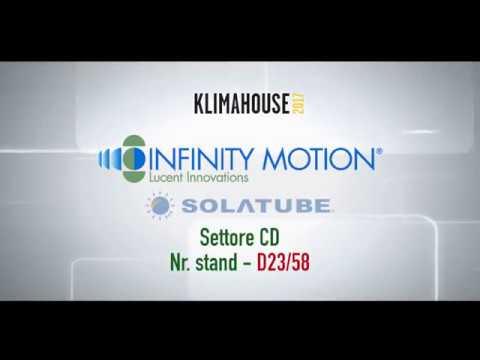 Klimahouse 2017 - Solatube