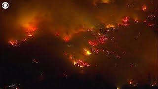 Ventura County fire in Calif. forces thousands to flee homes