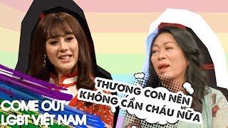 Bị cả họ hàng KÌ THỊ vì CHUYỂN GIỚI bố chồng Lâm Khánh Chi nói một câu khiến ai cũng phải im lặng
