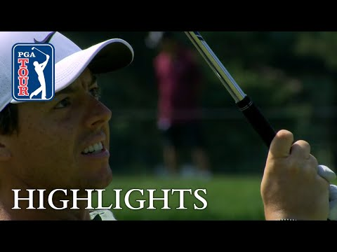 Rory McIlroy?s Round 3 highlights from the Memorial