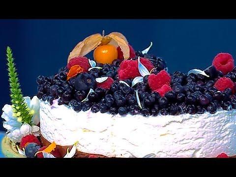 Телекондитерская. Готовим сладкий торт на день рождение ребенка-диабетика