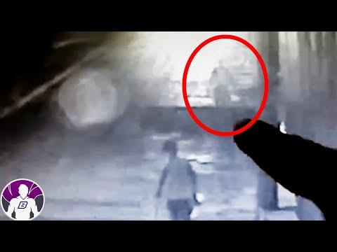 5 Vídeos Que Captaron Algo Paranormal Accidentalmente T3 | E2
