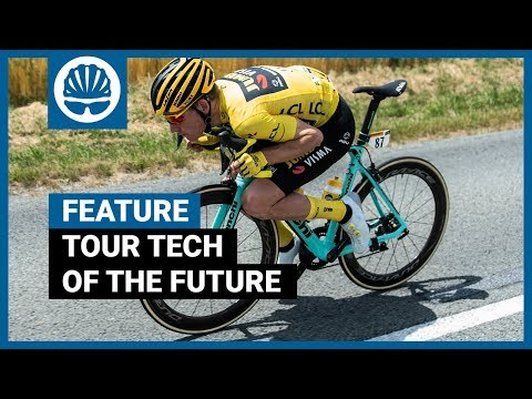 Road Bikes of The Future | Predicting The Pro Tech of Tomorrow