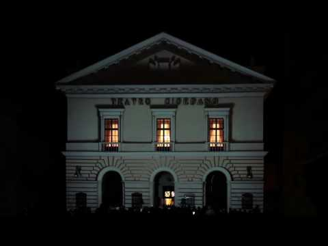 Studio Glowarp / Umberto Giordano / video mapping