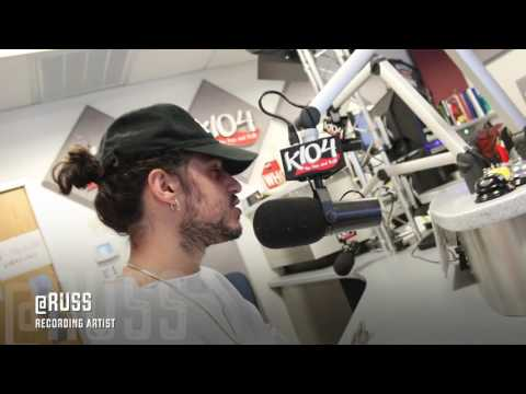 Russ Stops By To Talk About Losin' Control in Dallas