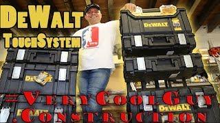 Dewalt ToughSystem Mobile Tool Storage And Organization