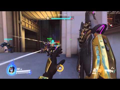 Dando uma Palinha de Widowmaker - Overwatch