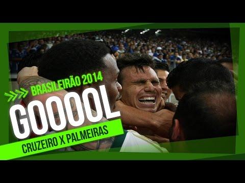 Baixar Cruzeiro 1 x 1 Palmeiras - Golaço de Pablo Mouche - Campeonato Brasileiro