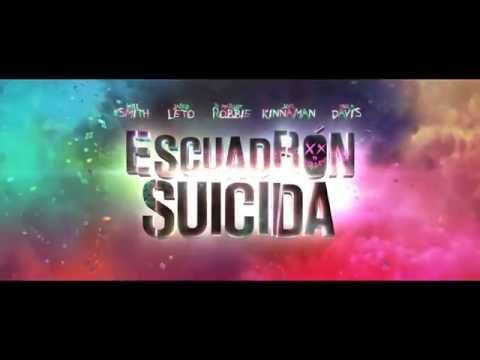 """Escuadr�n Suicida - Spot TV """"Somos los malos"""" Castellano HD"""