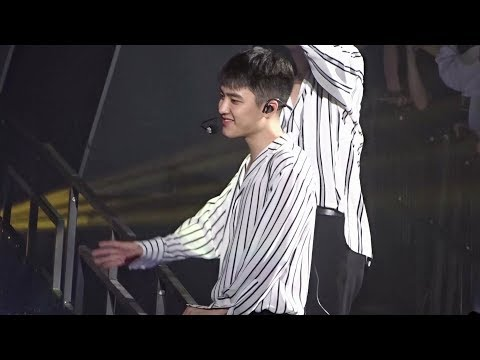 170805 SMTOWN in HK - don't go exo D.O. kyungsoo focus