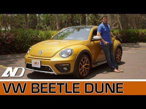 Volkswagen Beetle Dune - Un deportivo con piel de Vocho