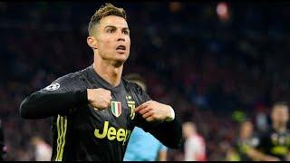 Cristiano Ronaldo Vs Ajax Highlights HD (10/04/2019)