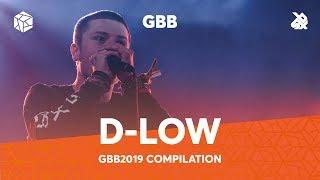 D-LOW   Grand Beatbox Battle Champion 2019 Compilation