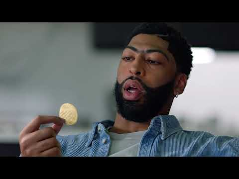Anthony Davis Joined by Jayson Tatum and T-Pain to Help Ruffles Rally Fans to Own Their Ridges
