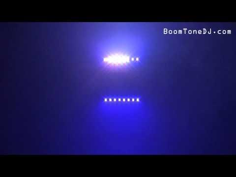 Vidéo BoomToneDJ - Sky Bar 288 LED
