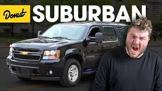 Chevy Suburban - Everything You Need to Know | Up to Speed