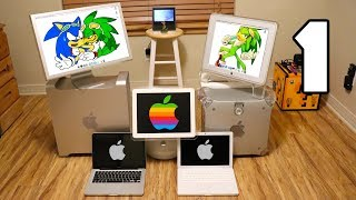 MY VINTAGE MAC COLLECTION - Episode 1