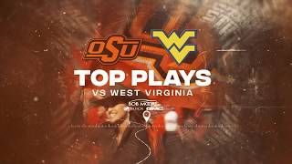 Cowboy Football Top Plays vs West Virginia (11.17.18)